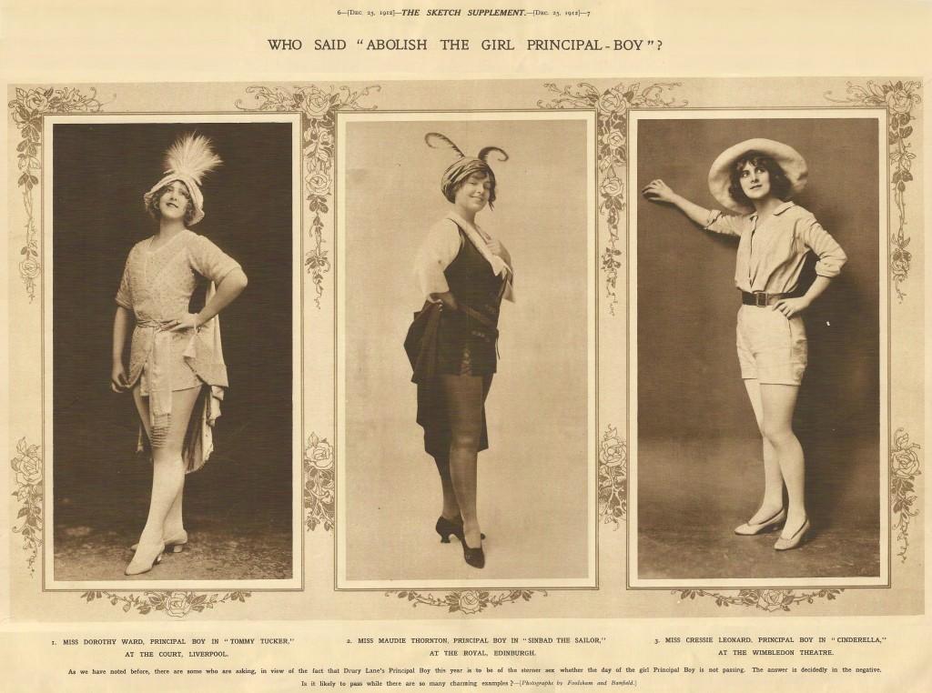 sketch supplement 1912 22