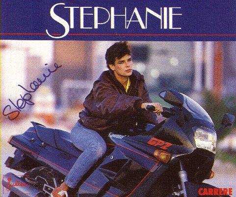 stephanie estefania monaco princess singer irresistible