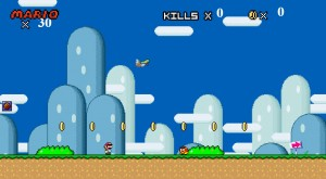 super mario revived juego flash