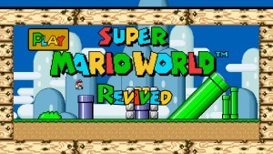super mario revived juego ordenador