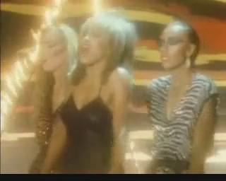tina turner Let s stay together video 1984