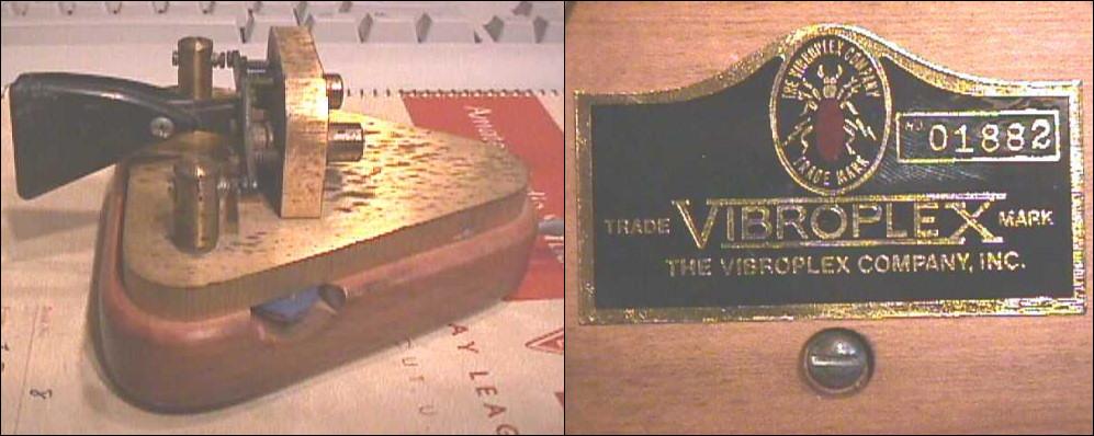 vibroplex telegrafo