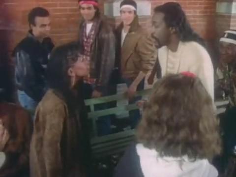 Ashford Simpson Solid video 1984