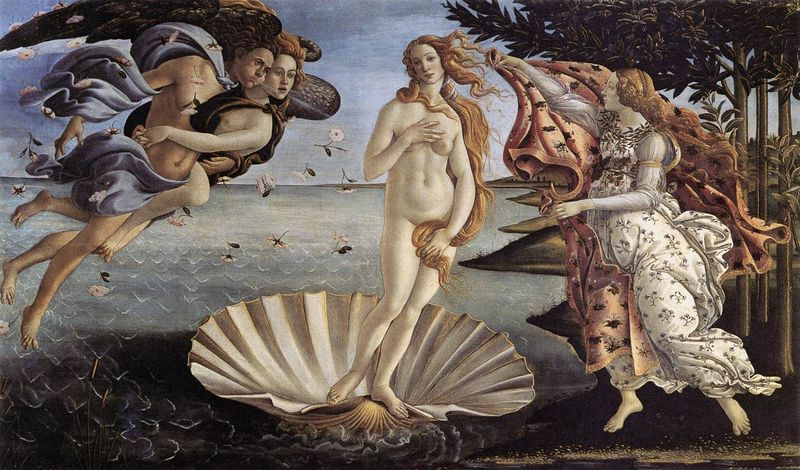 El-nacimiento-de-Venus-Sandro-Botticelli