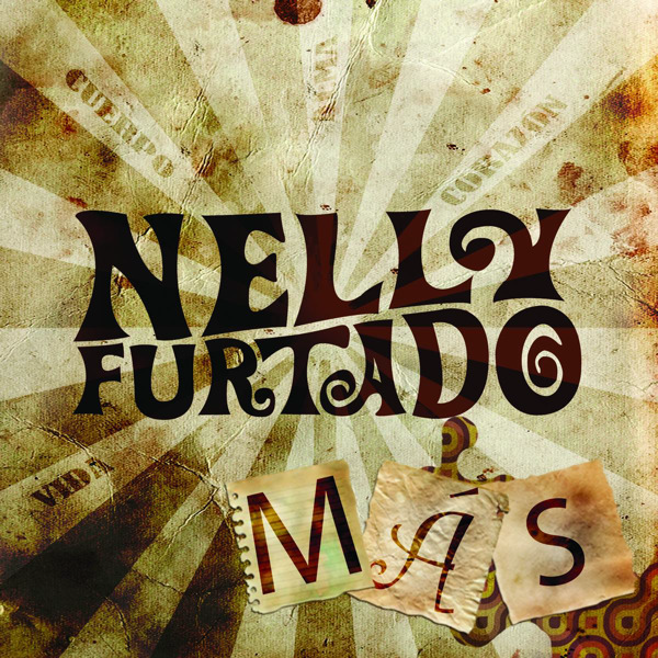 Nelly Furtado Mas Official Single Cover