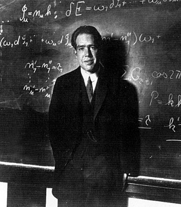 Niels Bohr atomos
