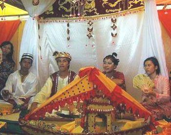 Suluk Tidong boda