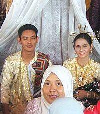 Suluk Tidong novios