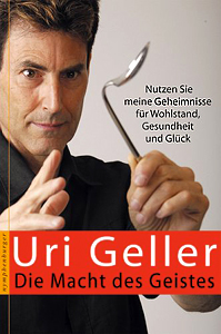 Uri Geller libro