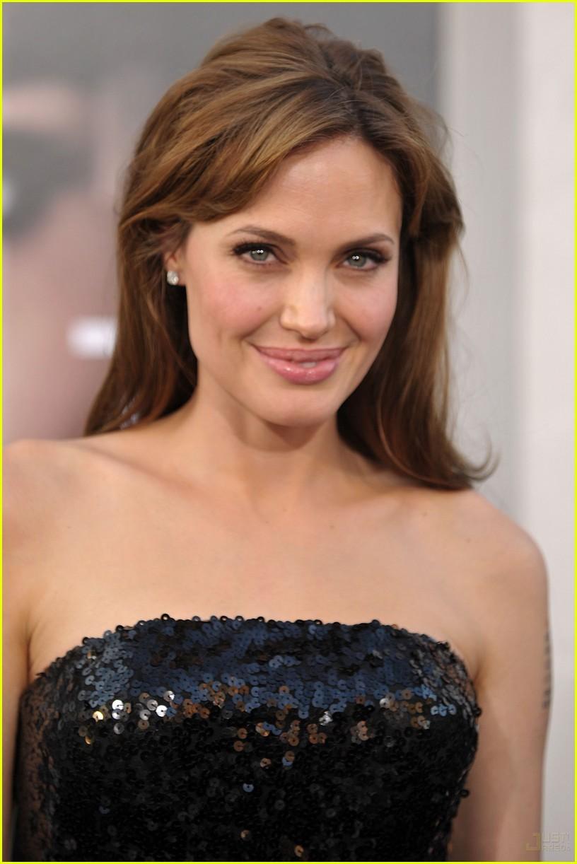 Angelina Jolie Premiere Of Sony Pictures Salt