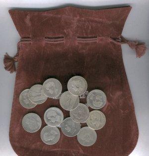 arras monedas boda novios