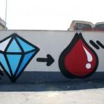 Arte en plena calle