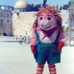 Kipi Ben-Kipod: el Espinete de Israel