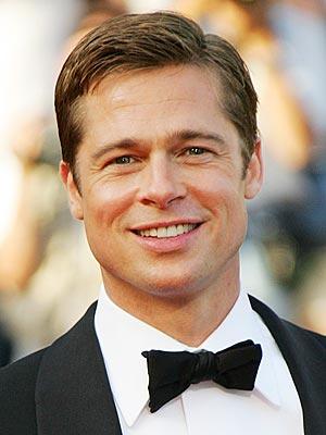 Juego para vestir y peinar a Brad Pitt
