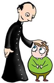 cura nino sacerdote
