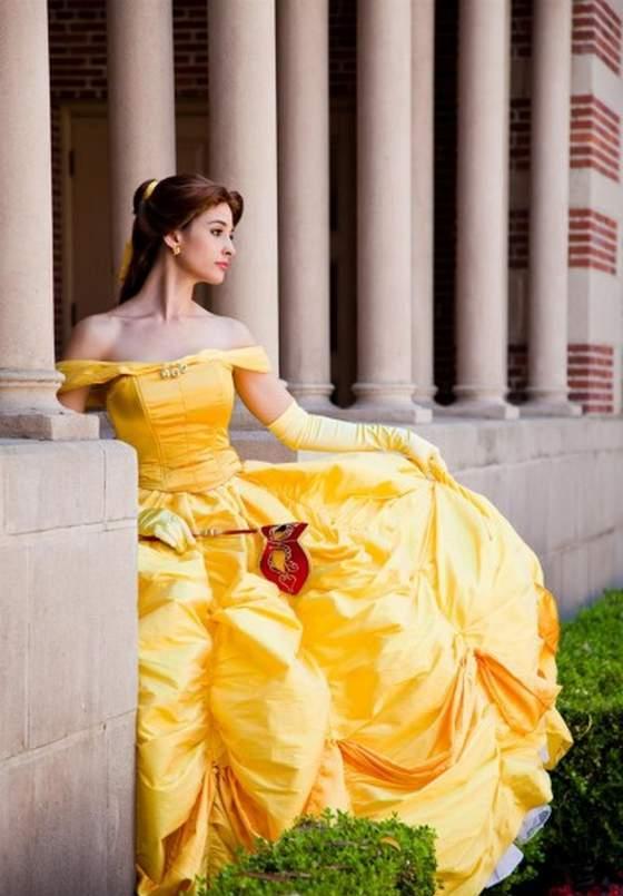 disney princesas bella bestia