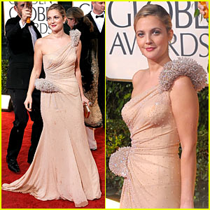 drew-barrymore-golden-globes-2010-red-carpet