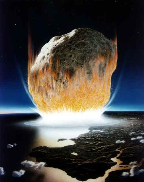 extincion-impacto-meteorito