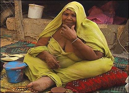 granjas engorde esposas mauritania