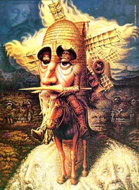 ilusiones opticas rostros caras humanos 1