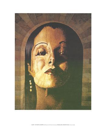 ilusiones opticas rostros caras humanos 12