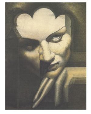 ilusiones opticas rostros caras humanos 15