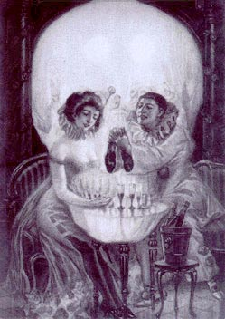 ilusiones opticas rostros caras humanos 2