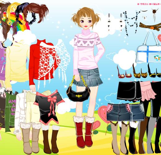 Moda para niñas guapas