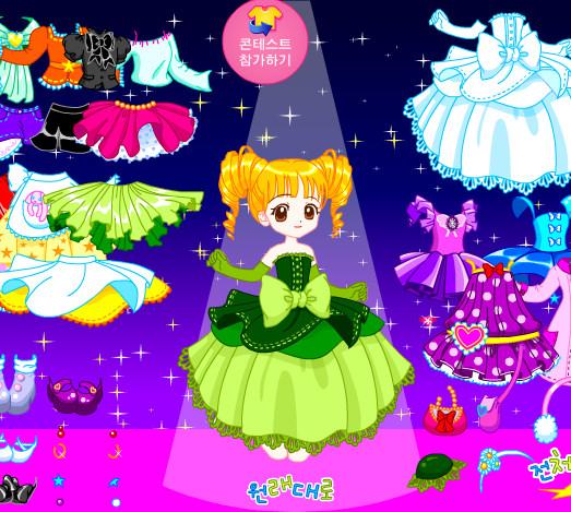 juego vestir muneca princesa