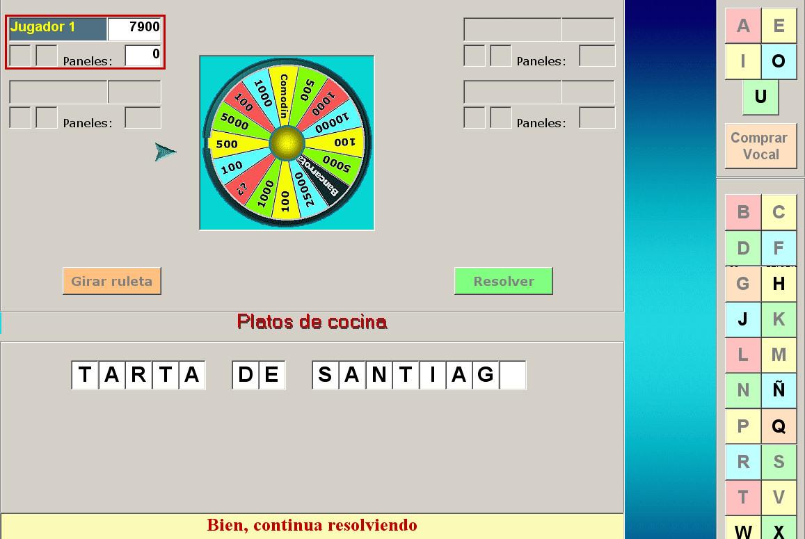 jugar ruleta suerte fortuna
