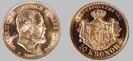 kroner_swedish coronas suecas