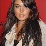 Juego para vestir a Lindsay Lohan