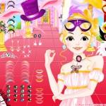 Maquillaje y joyas para el baile de máscaras