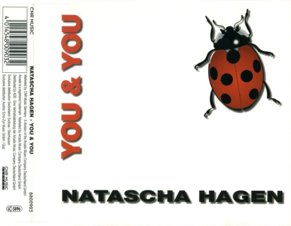 natascha hagen you and you 1997