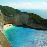 Playa Navagio, una de las calas más bonitas del mundo