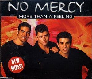 no mercy grupo musical more than a feeling
