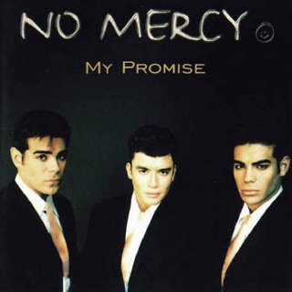 no mercy my promise 1996 musica