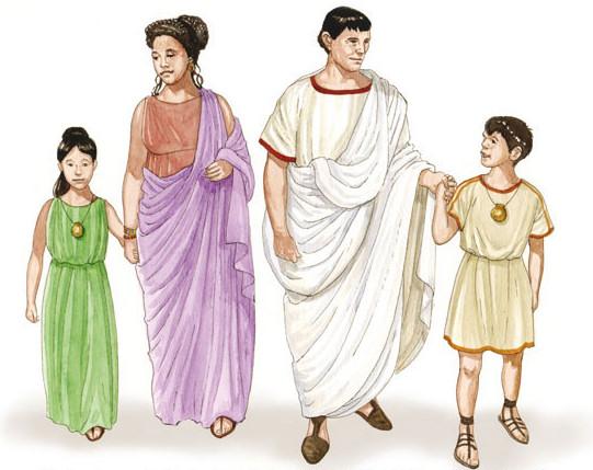 romanos antigua roma