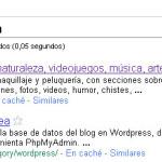 Cómo saber si una página está indexada en Google