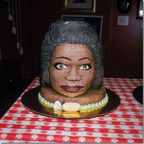 tartas raras originales oprah winfrey