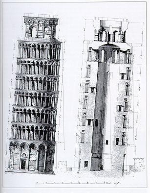 torre-pisa-leaning-tower-dibujo
