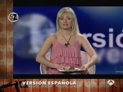 version espanola homo zapping cayetana