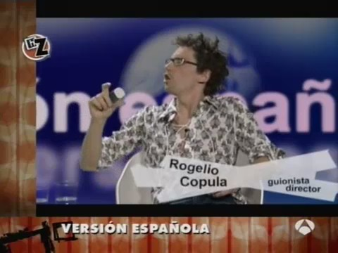 version espanola homo zapping paco leon