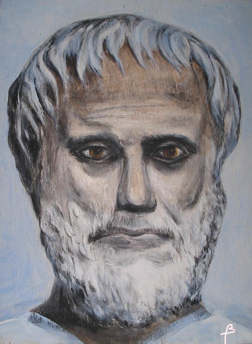 Aristoteles retrato