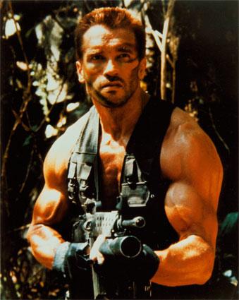 Arnold-Schwarzenegger comando