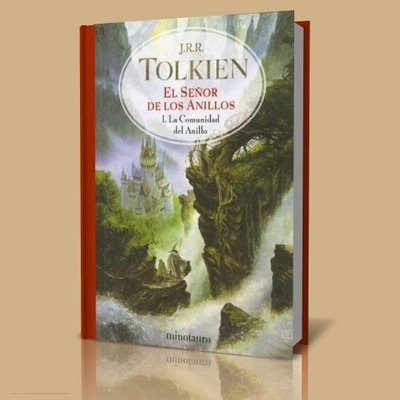 JJR Tolkien El Senor anillos comunidad anillo