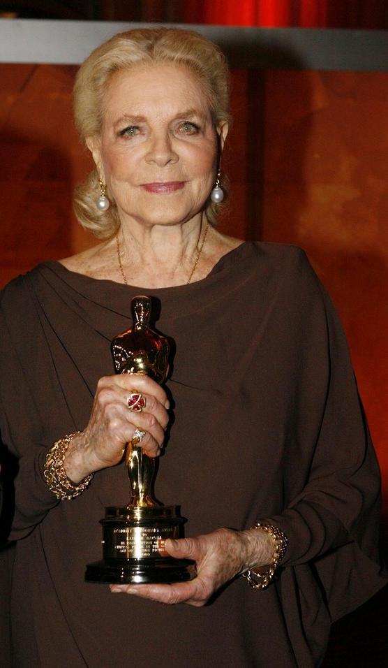 Lauren Bacall Oscar