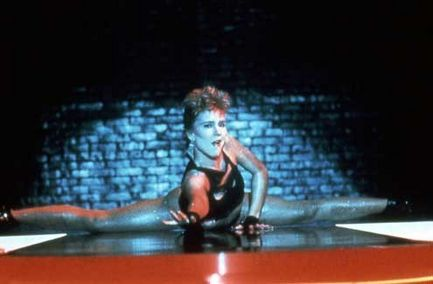 flashdance 1983 real Adrian Lyne marine jahan