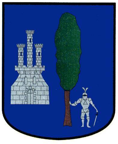 alcalde apellido escudo armas