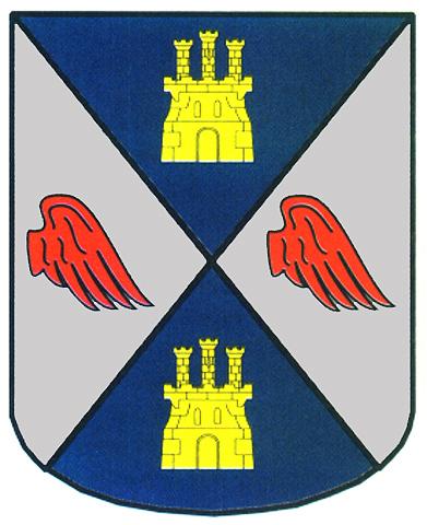 almenar apellido escudo armas